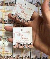 In tag quần áo TPHCM, trên 1000 mẫu mác treo đẹp xuất sắc