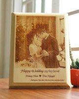 Công thức chọn quà tặng tình yêu ý nghĩa từ gỗ