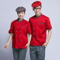 Chuyên may đồng phục bếp cho các quán ăn, nhà hàng lớn