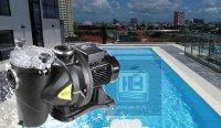 Hai cách làm sạch nước bể bơi mới sử dụng hoặc ô nhiễm vừa phải