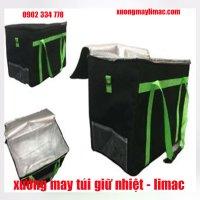 Xưởng may balo túi giữ nhiệt Limac - túi giữ nhiệt Limac