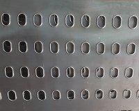 Giải pháp chống trượt cho ô tô -  sản xuất sàn chống trượt hình ô van từ độ dày 0.6 - 8mm giá rẻ