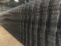 Hàng rào lưới thép; Hàng rào mạ kẽm; Lưới thép hàn Toàn Tâm