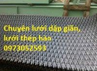 Công ty TNHH vật tư công nghiệp Bảo Tín chuyên cung cấp tấm thép XG, lưới thép hàn, lưới thép B40
