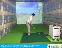 Cần bao nhiêu tiền để set up 1 phòng Golf 3D