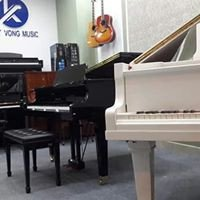 Trung tâm âm nhạc Khát Vọng Music