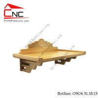 Tìm kiểu các mẫu bàn thờ treo tường đẹp hot nhất TPHCM