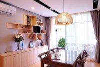 Top 10 mẫu đèn trang trí gỗ cho phòng ăn đẹp lung linh