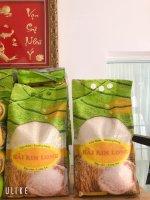 Gạo thơm thượng hạng Hải Kim Long - Đặc sản Long An