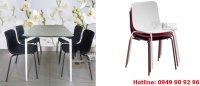 Mua bàn ghế ăn cho căn hộ hiện đại giá rẻ ở HCM