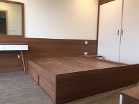 Ưu điểm của loại giường ngủ gỗ công nghiệp là gì?
