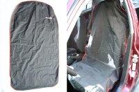 Xưởng may phủ ghế ôtô, xe hơi vải không dệt loại dùng 1 lần