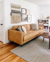 3 mẹo chăm sóc ghế sofa da thật tại nhà