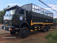 Xe tải thùng Kamaz 3 cầu chuyên dụng | Kamaz 53228 (6x6) 3 cầu
