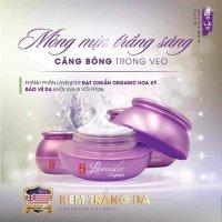 Tư vấn về Kem trắng da Lavender Organic (50g)