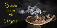 3 điều thú vị về Cigar có thể bạn chưa biết