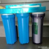Thông số kỹ thuật của bộ lọc nước sinh hoạt gia đình 10 inch, ren 21