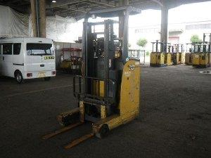 Địa chỉ bán xe nâng điện đứng lái cũ, xe nâng điện Komatsu