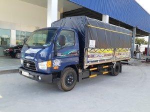 Xe tải Hyundai New Mighty 110SP - tải trọng 7 tấn phân khúc tầm trung chành xe tải ưa chuộng