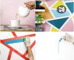 Những ý tưởng sơn tường đơn giản siêu đẹp độc đáo nghệ thuật