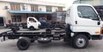 Hình ảnh thực tế New Mighty N250, xe tải thành phố của Hyundai Thành Công