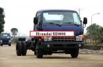 So sánh giá xe tải Hyundai HD800 với các dòng xe cùng phân khúc 8 tấn