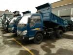 Đánh giá chi tiết về xe tải ben Thaco Forland FLD345C