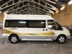 Xe Ford Transit Limousine 9 chỗ - Cập nhật giá xe Ford Transit Limousine năm 2018