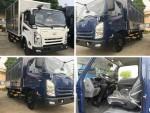 Giới thiệu xe tải iz65 Đô Thành 2018 Euro 4