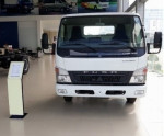 Xe Tải Fuso Canter 4.7 tấn Chassis