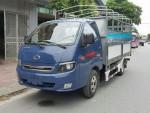 Dòng xe tải Daehan terao t250 dòng xe chạy vào phố