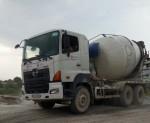 Xe bồn trộn HINO Euro III chất lượng - công ty Tân Đại Tây Dương