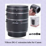 Viltrox DG-C extension tube for Canon