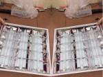 Cấu tạo máng đèn led âm trần 600x600 Vĩnh Thái