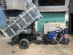 Xe lôi ba bánh, xe ba gác T&T FUSHIDA tải trọng 2 tấn mua chở hàng sẵn xe tại Bình Chánh