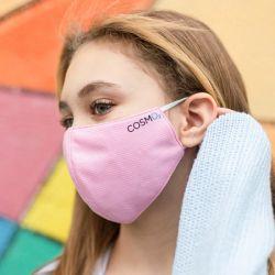 Khẩu trang vải cao cấp chuẩn Châu Âu: kháng khuẩn 99% sau 60 lần giặt, chống tia UV SPF 50+