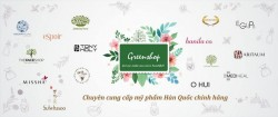 Greenshop - Chuyên cung cấp mỹ phẩm Hàn Quốc chính hãng