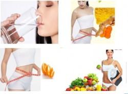 Cách giảm cân hiệu quả - 3 mẹo giảm cân không cần đến nhịn ăn