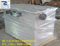 Bể tách dầu mỡ Composite