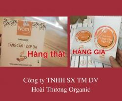 Công ty TNHH SX TM DV Hoài Thương Organic