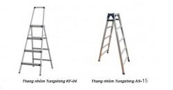 Đánh giá chất lượng thang nhôm Việt Nam