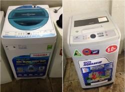 Top 10 máy giặt cũ giá rẻ tại Hà Nội nên mua