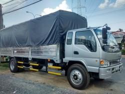 Đặc điểm xe tải Jac 7250 Kg thùng bạt