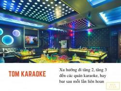 Xu hướng đi tăng 2, tăng 3 đến các quán karaoke, hay bar sau mỗi lần liên hoan