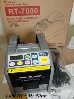 Máy cắt băng keo tự động  RT-7000