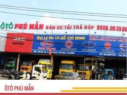 Công ty Cổ phần TMDV Phú Mẫn