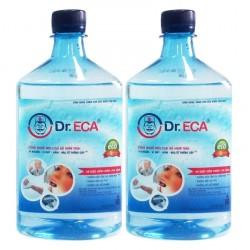 Dung dịch khử trùng Dr.ECA 500ml có công dụng gì?