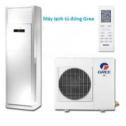 Báo giá và lắp đặt máy lạnh tủ đứng Gree giá rẻ cho mọi công trình
