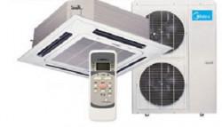 Mùa hè giảm nhiệt cùng máy lạnh âm trần Midea giá siêu rẻ cho mọi công trình