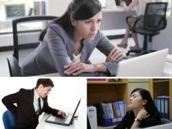 Tác hại khi dân văn phòng ngồi lâu, ngồi sai tư thế cả ngày